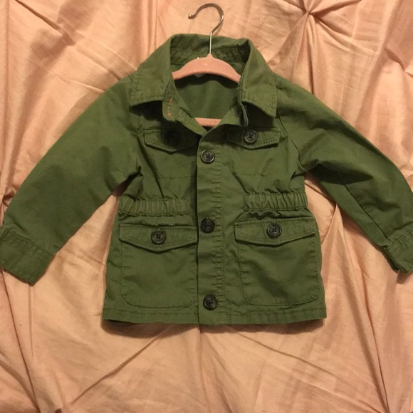 Carter's Other - Olive green jacket